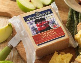 Westminster smocked cheddar