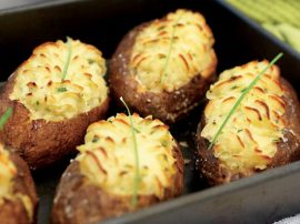 twice-baked-potaotes-with-goat-cheese--chives
