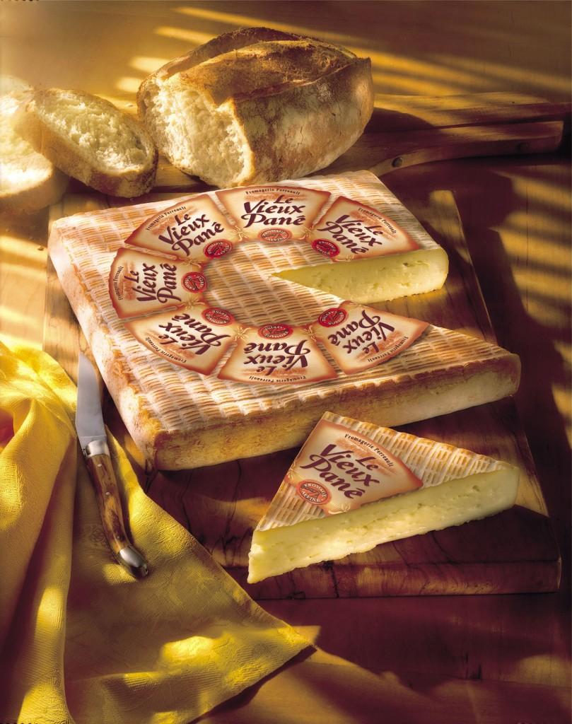 Vieux Pane +-2.2 kg - Prantsuse pehme juust