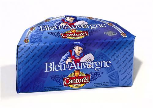 Bleu d´Auvergne Cantorel 1,25kg