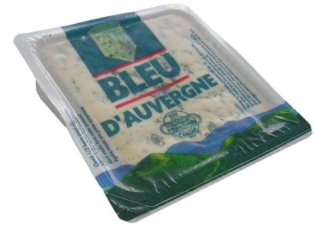 Bleu d´Auvergne Generique 125g