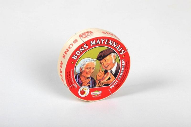 Camembert Bons Mayennais 150g